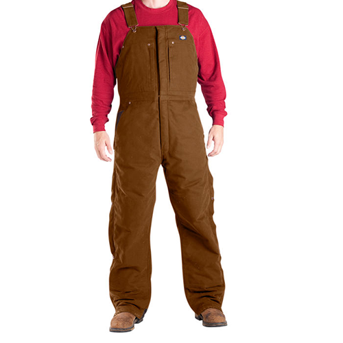 overalls front